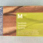 Sardines sans peau ni arêtes