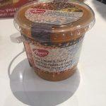 Soupe lentille curry