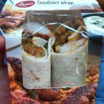 Tandoori Wrap
