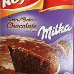 Tarta de Chocolate con Milka