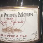 VIEILLE PRUNE MORIN VSOP Liqueur Supérieure MORIN PÈRE & FILS