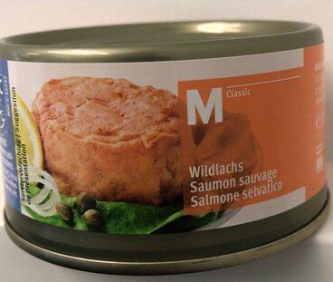 Wildlachs/Salmon sauvage