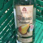 William's häfelibrand FINE EAU-DE-VIE de poires