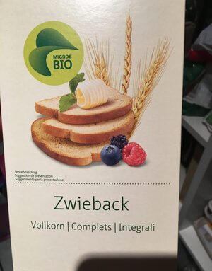 Zwieback complets